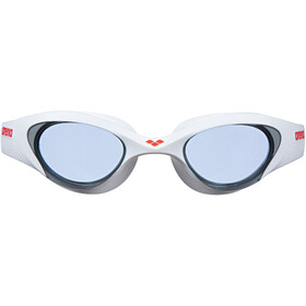arena The One Lunettes de protection, light smoke/white/red